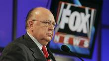 Roger Ailes, chairman and CEO of Fox News. (FRED PROUSER/REUTERS)