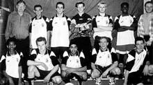 Ferid Imam was a valued member of his high school soccer team. (John Woods)