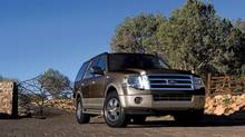 2009 Ford Expedition: King Ranch. (Ford)