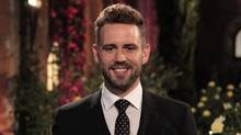 In the season finale of The Bachelor, Nick from Wisconsin will choose between two women: Raven, a dark-haired fashion-boutique owner from Arkansas, or Vanessa, a special-education teacher from Montreal.