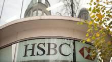 HSBC (BEN STANSALL/Ben Stansall/AFP/Getty Images)