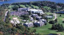 In late September and again in lae January, Industry Minister Tony Clement will show off the Deerhurst Resort site to various international media.