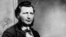 File photo of Louis Riel, circa 1876. (CP/CP)