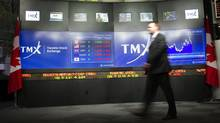 Markets leap higher on euro zone debt deal (Frank Gunn/THE CANADIAN PRESS)