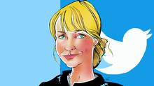 Kirstine Stewart, managing director of Twitter Canada. (Anthony Jenkins/The Globe and Mail)