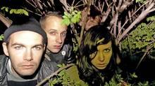 The band Teenanger. (Jeremy Jansen)