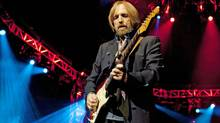 Tom Petty and the Heartbreakers perform at the Air Canada Centre, Aug. 25, 2010. (Della Rollins/Della Rollins for the Globe and Mail)