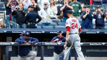 Author Stacey May Fowles was present at Yankee Stadium to see the New York Yankees trounce David Price and the Boston Red Sox 8-2 in May 2016. (Jim McIsaac/Getty Images)