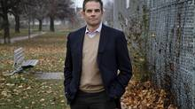 Chris Mazza, former CEO of Ornge. (Fernando Morales/The Globe and Mail)