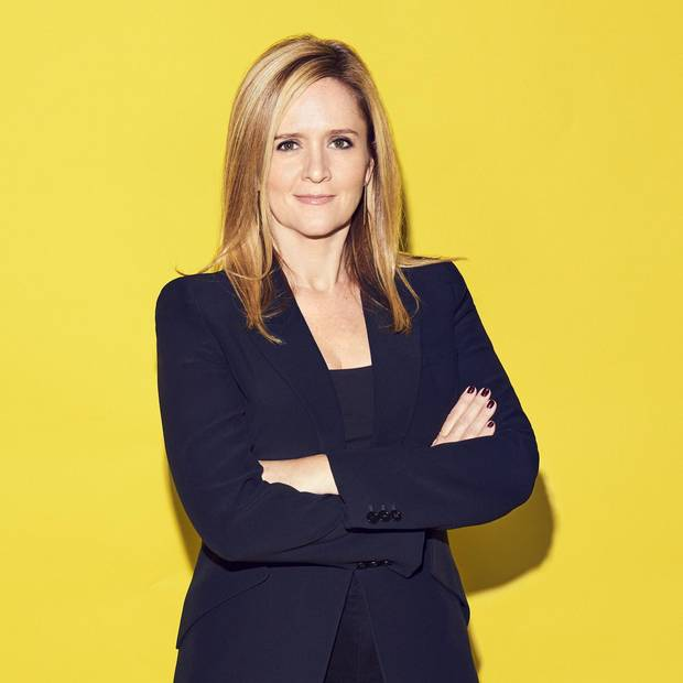 With Full Frontal, Toronto-born Samantha Bee has been able to reinvent the late-night genre on her own terms.