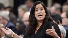 Manitoba's three chief justices and its Attorney-General have written to federal Justice Minister Jody Wilson-Raybould proposing to eliminate all preliminary inquiries during an unprecedented four-year experiment on fighting delay in the criminal-justice system. (Adrian Wyld/THE CANADIAN PRESS)