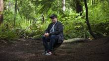 Poet Jordan Abel says support for Injun was not universal. (Rafal Gerszak/the globe and mail)