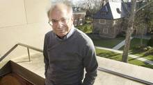 The new book by Nobel Laureate Daniel Kahneman, shown here at Princeton in 2002, is called Thinking, Fast and Slow. (BRIAN BRANCH-PRICE/Associated Press)