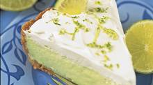 Willpower versus key lime pie ... (Getty Images)