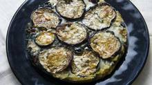 Eggplant Torte (Kevin Van Paassen/The Globe and Mail)