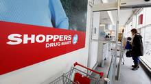 Shoppers profit hit by generic-drug reforms (Deborah Baic/Deborah Baic)