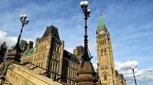 Parliament Hill, Oct. 18, 2011. (Sean Kilpatrick/THE CANADIAN PRESS)
