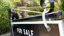 Home for sale in Toronto. (Peter Power/Peter Power/The Globe and Mail)