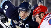 NHL icon Sidney Crosby of the Pittsburgh Penguins will miss this year's NHL All-Star game due to a concussion. AP