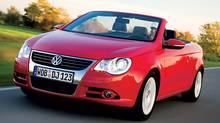 2010 Volkswagen EOS (Volkswagen)