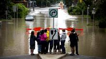 The natural disaster in Calgary last June made one of its victims 'scared of another flood.' (John Lehmann/The Globe and Mail)