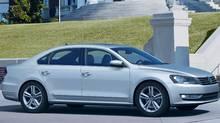 2012 VW Passat (Volkswagen/Volkswagen)