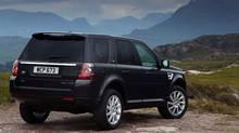2013 Land Rover LR2 (Land Rover)