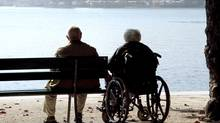 As you near retirement, some kinds of insurance are no longer needed. Income preservation becomes a big focus, so some people consider buying annuities or long-term care insurance. (Andreas Kaspar)