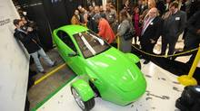 Elio Motor plans to build its three-wheel vehicle in Shreveport, La. (Douglas Collier/The ShreveportTimes-Associated Press/AP Photo)