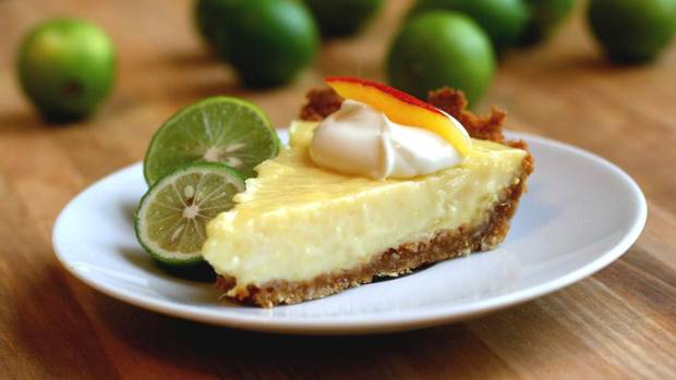 Key Lime Mango Pie Recipe At Food And Wine