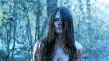 """Sarah Butler in a scene from """"I Spit on Your Grave"""": The biblical vigilantism unfolds as it must. (Steve Dietl)"""