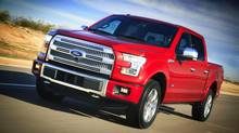 2015 Ford F-150 (Ford)