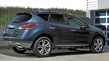 2011 Nissan Murano (Mike Ditz/Nissan)