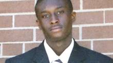 Kwado (Kojo) Mensah was 20 when he was killed. (Toronto Police Services)