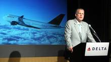 Delta Air Lines president Ed Bastian. (Haruyoshi Yamaguchi/Bloomberg)