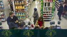 A Dollarama in downtown Toronto. (Kevin Van Paassen/The Globe and Mail)