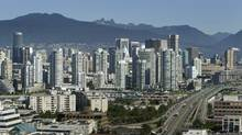 Vancouver residents are looking at a 4.2-per-cent property tax increase. (John Lehmann/The Globe and Mail/John Lehmann/The Globe and Mail)