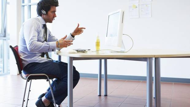 Mastering the online job interview - The Globe and Mail