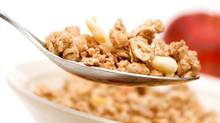 Many people associate fibre with breakfast cereals, but you can get it in all kinds of food. (Kati Molin/Kati Molin / iStockphoto)