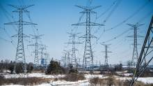 Over the past decade, the Ontario government has contracted more than 20,000 megawatts of power-generation capacity, including renewables, such as wind power. (Tim Fraser/The Globe and Mail)