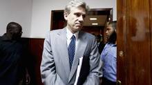 Christopher Stevens, the U.S. ambassador to Libya, in a file photo. (ANIS MILI/REUTERS)