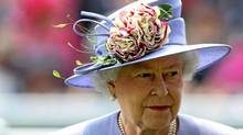 The Queen arrives at the track on the 3rd Day of Royal Ascot at Ascot Racecourse on June 17, 2010 in Ascot, England. (Julian Herbert/Getty Images)