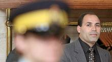 Mohamed Harkat waits to appear in Federal Court for proceedings related to federal attempt to deport him to Algeria under a national security certificate in Ottawa, Tuesday June 2 , 2009. (Fred Chartrand/The Canadian Press/Fred Chartrand/The Canadian Press)