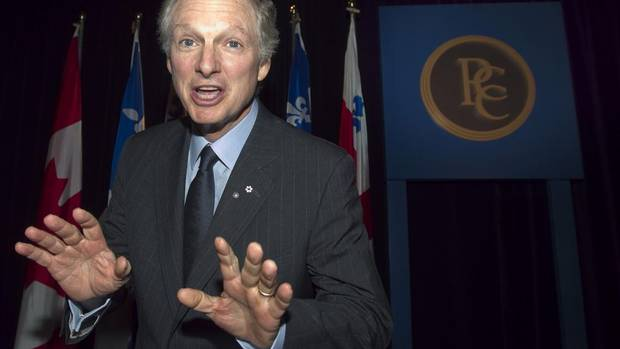 10. Paul Desmarais Jr., Power Corp. of Canada, $20-million (CHRISTINNE MUSCHI/REUTERS)