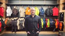 Dani Reiss wasn't sure he would join the family business, but a realization about the now-iconic Canada Goose jackets gave him an idea. (Jennifer Roberts For The Globe and Mail)