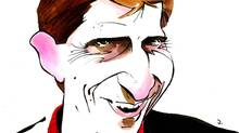 """David """"Patch"""" Patchell-Evans, founder of GoodLife (ANTHONY JENKINS/THE GLOBE AND MAIL)"""