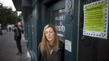 Liz Evans says she'd like a chance to convince Stephen Harper of the merits of the harm-reduction approach to treating drug users. (Rafal Gerszak for the Globe and Mail)