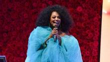 Diana Ross at the AMBI Gala in Toronto. (GEORGE PIMENTEL)
