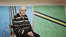 2013 Governor Generals Awards in Visual and Media Arts Marcel Barbeau, artist.