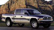 2004 Dodge Dakota (Chrysler)